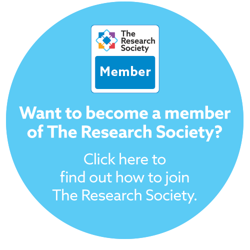 Become a Research Society Member